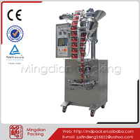 MD60F powder packing machine with sensitive touch screen
