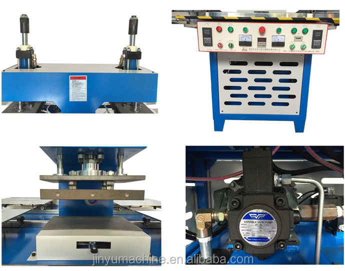silicone garment logo making machine clothes label production line with CE Certificate