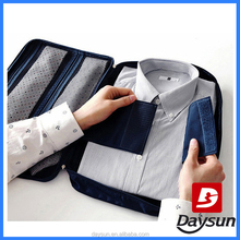 Multi-functional Travel Shirt Tie Pouch Organizer Clothes Packing Bag Case