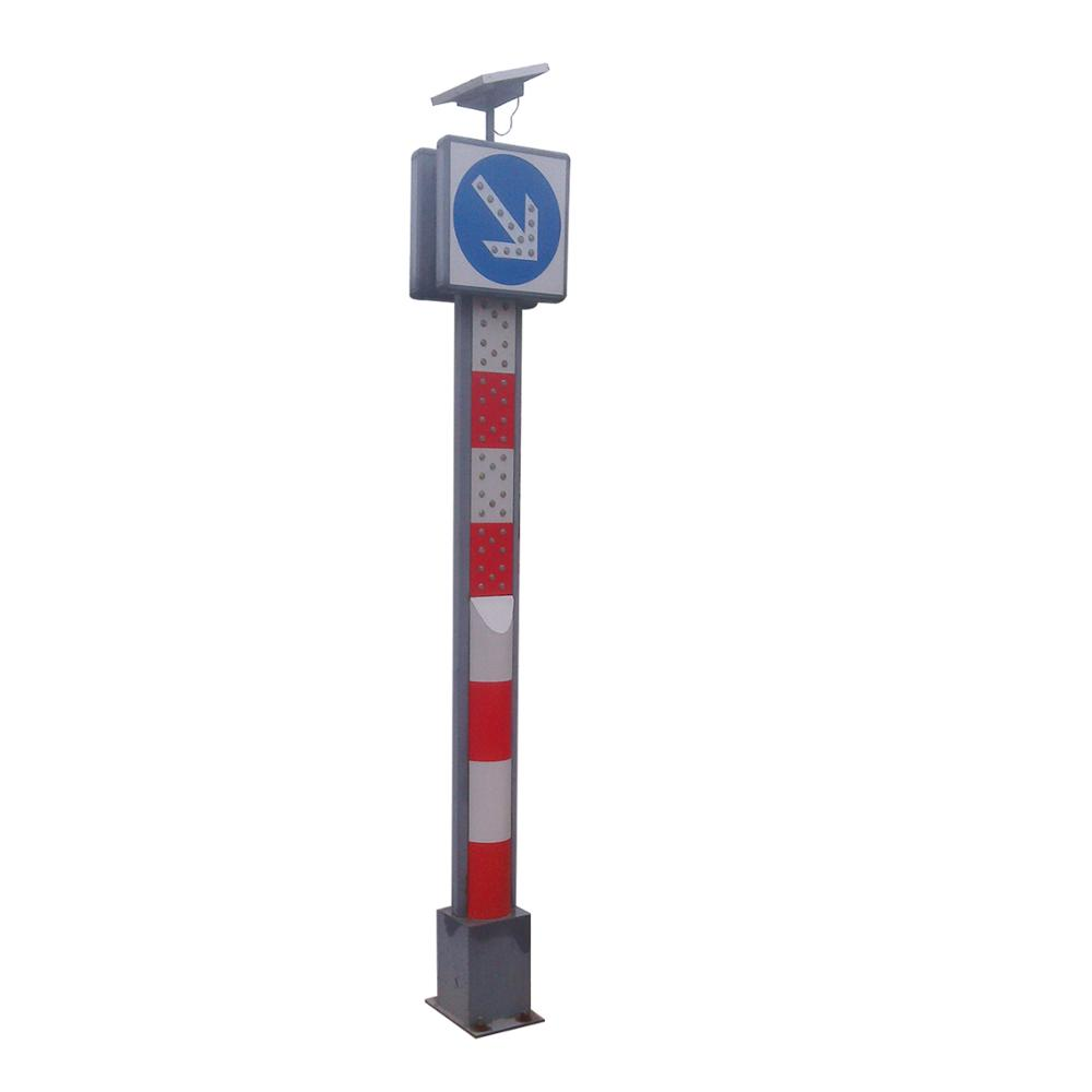Great led traffic direction sign traffic arrow light oem aluminum sign blanks