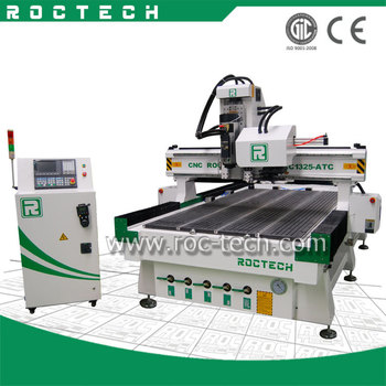 RC1325S-ATC Automatic Tool Change Wood Milling and Cutting Machine