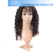 Best choice hat fall wig KBL halloween wig lace front wig for black man,small cap full lace wig