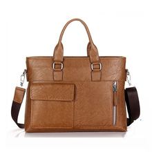 China on line Factory Supply wholesale men leather satchel bags