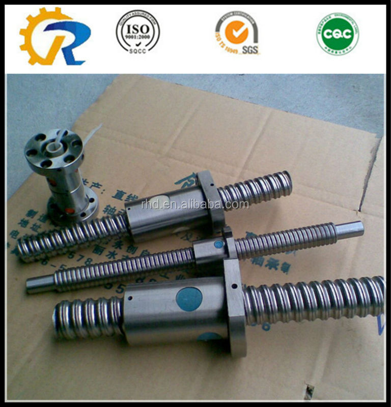 cold rolled ball lead screw DFU4010 DFU5010