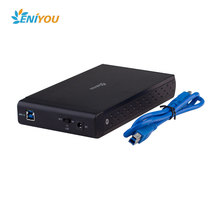 High-end Quality Aluminum External Hard Drive Enclosure 3.5,OEM/ODM factory