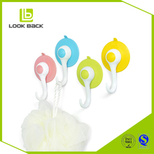 plastic wall super suction cup with lock suction hooks for Japan