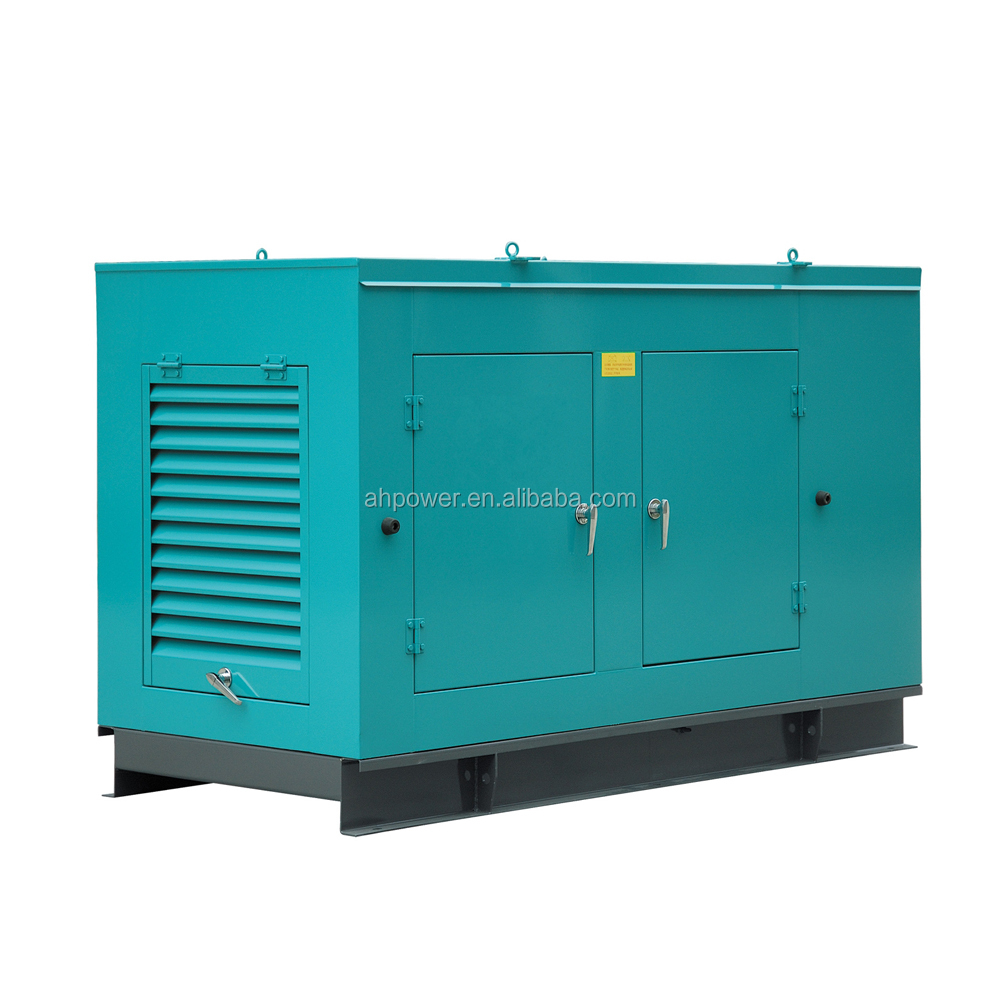 Water Powered 250 Kva Super Silent Diesel Generator Set