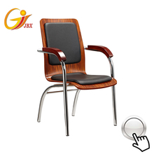 HE220 Modern high quality bentwood plywood chair with arm