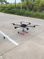 10L volume XYX-803 New Condition and Gyroplane Type octocopter uav pesticide drone sprayer for crop