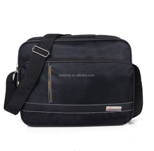 Large Capacity Simple Design Customized Small Shoulder Bag for Men
