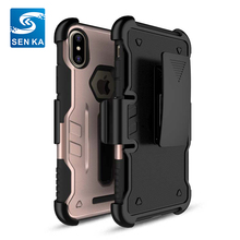New Item Men Detachable Belt Clip Holster Cell Phone Case For Samsung Galaxy Note 8