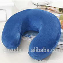 Hot sale !! Popular SleepMax Advanced Soft U-shape Memory Foam Travel Neck Pillow for camping &car & office