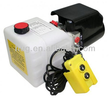 Hydraulic Power Pack/Hydraulic Power Unit / Plastic Iron Tank/12 24V DC