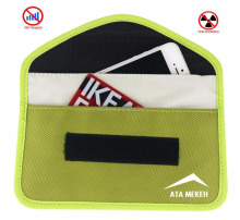 Cell Phone Anti-tracking Anti-spying GPS Rfid Signal Blocker Pouch