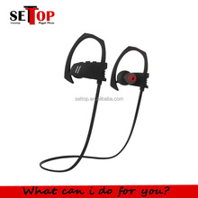 Plastic 2016 color bluetooth 4.1 wireless sports headphones earplug q9 for the hearing impaired ear mp3 private brand/oem/odm