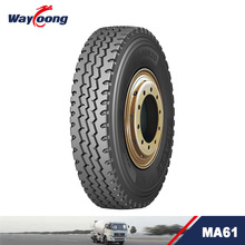 Popular size 315/80r22.5 tubeless tires for truck