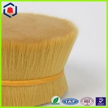 Most popular simple design painting brush set hog bristle from China workshop