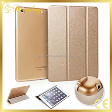 Wholesale leather case for ipad air 2 case and mini case in new design in high quality