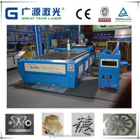 high precision laser metal cutting machine with low heat affected zone