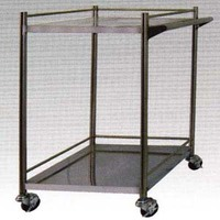 Stainless Steel Laboratory Cart