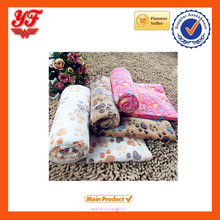 Wholesale Soft Coral Cashmere Pet Beds Warm Dog Kennel Dogs And Cats Mat Blanket