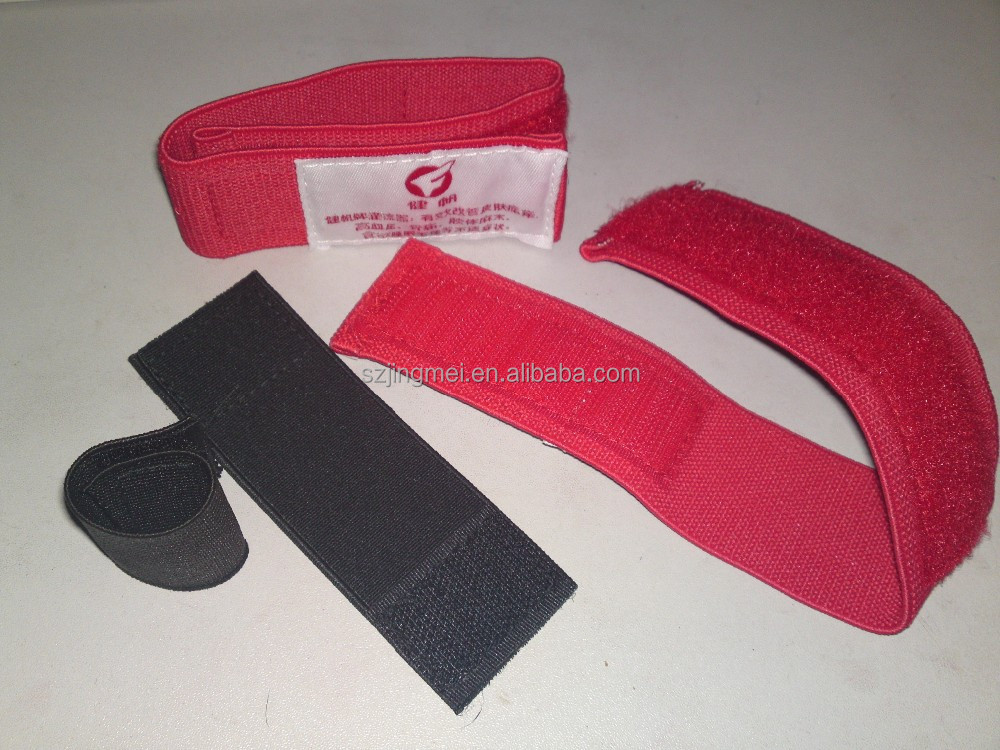 Hook&Loop double sided velcro strap medical velcro straps