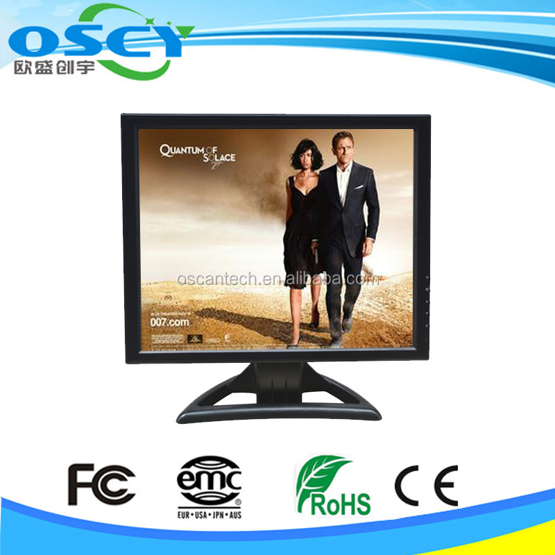 shenzhen elo 17inch touchscreen monitor supplier