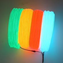 Neon flexible waterproof decorate el glowing wire