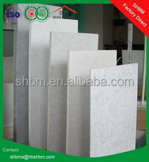 Asbestos Free Fiber Cement Boards prices factory price