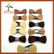 The Original Ecological Man Suit Manual Bowknot Clip Restoring Ancient Ways Wholesale Wooden Bow Tie