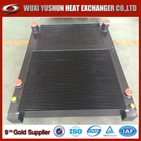 china aluminum bar plate industrial heat exchanger price