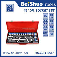 High quality 24 pcs Combination hand tool kit