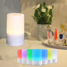 Innovative products 2017 Tabletop/Portable/USB mini essential oil aroma diffuser with 5V 4W changing LED Light