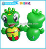 inflatable frog , inflatable frog toy , sand frog toy