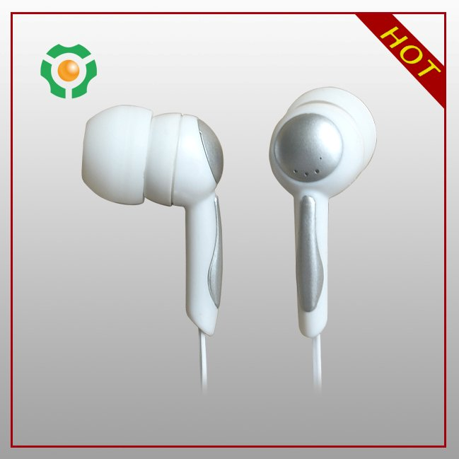High quality MP3 earbuds with in-ear monitors and stylish looking