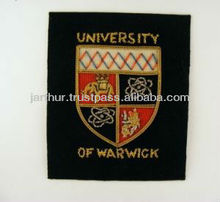 University of Warwick Blazer Badge