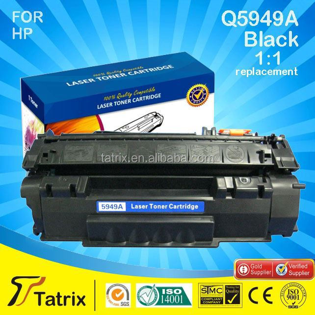 original toner cartridge Q5949A For 1160/1320/cannon CRG308/708 Printer