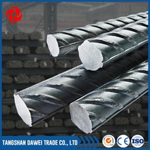 Hot rolled high quality types of steel bars used in for project construction