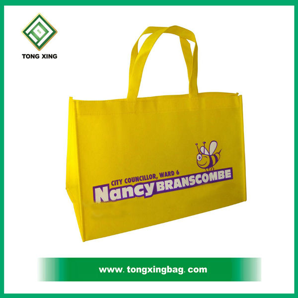 2014 China manufacture environmental protection hot sale non woven bags malaysia made in China with factory price