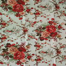 100% Polyester Printed Home Textile Mattress Fabric Wholesale
