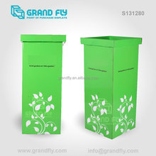 S0558 Recycled cardboard dump bin retail box packaging