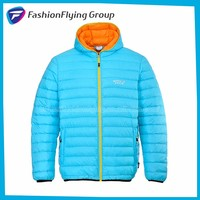 CWM2116A Wholesale Custom Cheap Light Weight Men Winter Down Coat