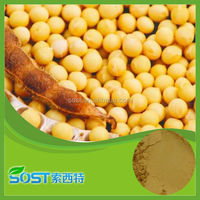 Hot sale soy isoflavones powder 10% 20% 40% soy isoflavone extract powder soybean extract