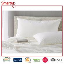wholesale hotel home 100% cotton fabric 0.9D filling pillow