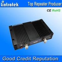 high gain brand new lintratek UMTS 2100mhz 3g BTS signal booster 2100mhz 3g repeater