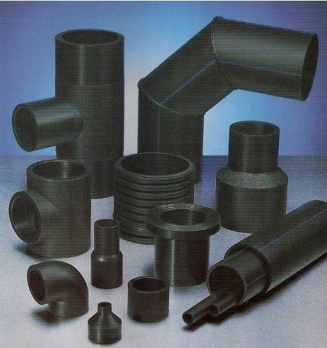 electrofusion weld hdpe fittings flange adapter
