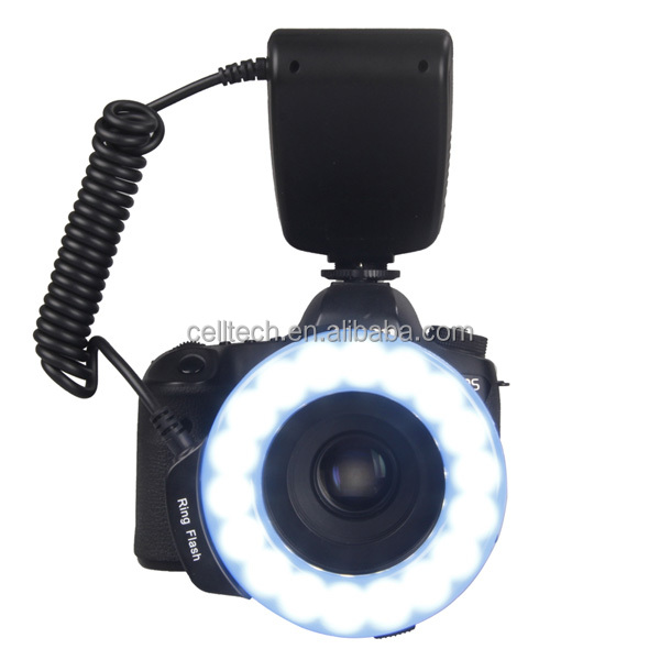 Ring Flash camera flash updated version RF-600D for canon