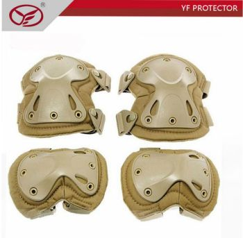 Sport knee pads and elbow pads Protection 4pieces/Set