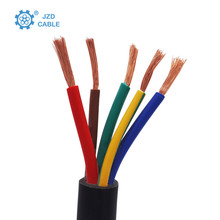 best selling 1.5mm2 RVV Electric Wire cable