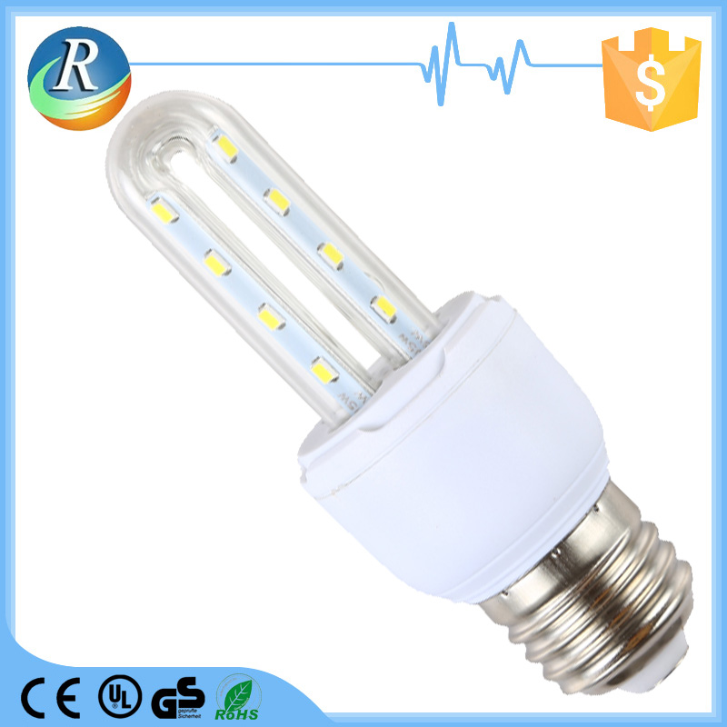 2U 3W led corn tube